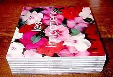 lot de 9 livrets sur les fleurs SAEP - excellent état !