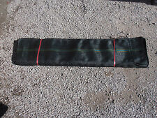 "(Qty. 10) 11"" x 48""  Monofiliment Polypropylene Sandbags - Long Lasting"