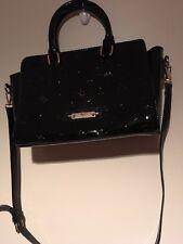 Versace 1969 Abbigliamento Sportivo Harlow Satchel Bag HandbagPurse Faux  Leather 0e04a05474b12