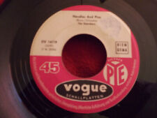 The Searchers - Needles and pins / Saturday night out   German Pye 45