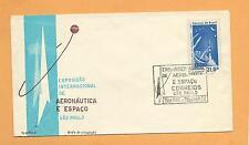 EXPO INTERNATIONAL DE AERONAUTICA E ESPACO SAO PAULO MAR 15,1963