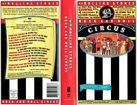 (VHS) The Rolling Stones Rock And Roll Circus - Simpathy For The Devil, u.a.