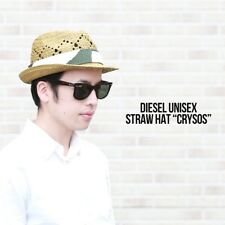 "DIESEL ""CRYSOS"" FEDORA / TRILBY HAT - SIZE M"