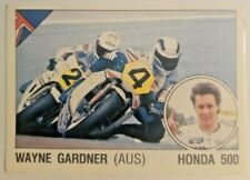 FIGURINA/STICKER PANINI SUPERSPORT 1986 - 125-MOTOCICLISMO-WAYNE GARDNER