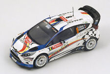 SPARK Ford Fiesta RS #8 6th WRC Rally Monte Carlo 2012 F. Delecour S3343 1/43