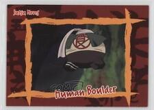 2002 Panini Naruto: Way of the Ninja #56 Human Boulder Non-Sports Card 1j6