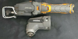 Ridgid R8223500 Series A 12V JobMax w/ Multi-Tool & Reciprocating Saw Attachment