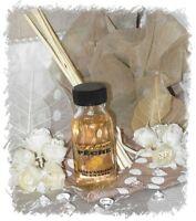 DIFFUSEUR Français 60ml 5 batons de Parfum Ambiance PECHE Sauvage