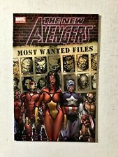 New Avengers: Most Wanted Files #1 Marvel 2005