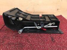 MERCEDES W211 W219 E550 E350 SPARE TOOLS HOLDER PLASTIC TOOL JACK TIRE OEM #170