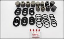 FRONT Brake Caliper Repair Kit +Pistons for PORSCHE CAYENNE 2002-2010 (BRKP151)