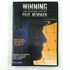 Winning: The Racing Life of Paul Newman (DVD, 2015) Documentary