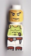 LEGO - Microfig Magma Monster - White