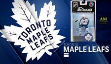 McFARLANE NHL EXCLUSIVE - TORONTO MAPLE LEAFS - LANNY McDONALD - FIGUR - NEU/OVP