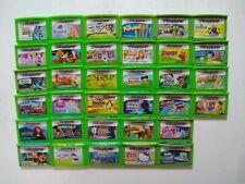 LEAPFROG LEAP PAD EXPLORER GAME CARTRIDGES U PICK 1+ FROM 85+ TITLES! FLAT S/H!