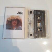 PAUL SIMON S/T SELF TITLED ALBUM CASSETTE TAPE WARNER BROS 1987