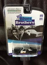 Jake And Elwood'S Bluesmobile-Blues Brothers-Greenlight Hollywood-1:64-Moc