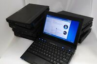 Lot of 10 Dell 2120 Mini Laptops   Win10Pro   Intel Atom   80GB   2GB   Complete
