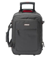 Magma Riot Carry-On Trolley Black Red for DJ / Musician