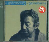 Serge Gainsbourg - De Gainsbourg A Gainsbarre 2X Cd Perfetto