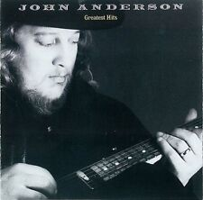 JOHN ANDERSON, CD