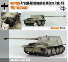 1/35 Built Dragon 6728 Ardelt-Rheinmetall 8.8 Waffentrager WW2 war Krieg Panzer