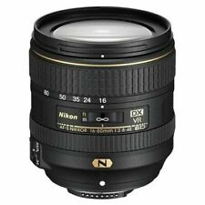 Nikon AF-S DX NIKKOR 16-80mm f/2.8-4E ED VR Obiettivo