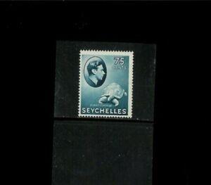 Seychelles SC# 142 MNH. Cat.87.50. Better Item