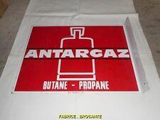 PLAQUE PUBLICITAIRE ANTARGAZ BUTANE PROPANE N° 3