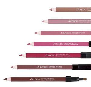 Shiseido Smoothing Lip Pencil Lip Liner Lipliner - BR706 Rosewood / RD702 Anemon