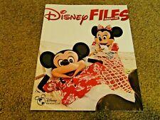 Dvc Disney Files Magazine Fall 2011 Mickey Minnie Mouse