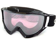 Cebe - LEGEND L Lunettes de ski de neige bandes noires/ROSE MIROIR Reflets cat.2