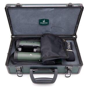 Swarovski EL 8.5 x 42 Binoculars in Case Box with Neckstrap and Lens Caps