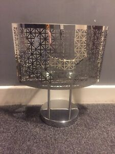 Partylite Silver Candle Holder