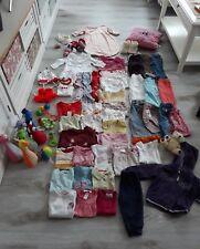 Baby Mädchen Paket Gr. 74/80 + Schneeanzug+ Schlafsäcke+Spielzeug
