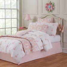 Lullaby Bedding Ballerina Dance 4 Pc FULL Comforter Set ~ Cotton ~ New In Bag !!