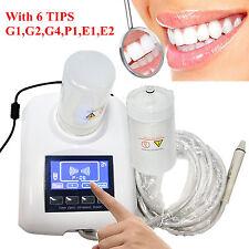 Ablatore Ultrasuoni Dental Ultrasonic Piezo Scaler fit EMS Manipolo Tips