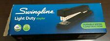 Swingline S7040501 Light Duty Standard Stapler 20 Sheets Black