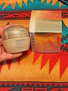Shiseido Benefiance WrinkleResist24 Day SPF 18 Cream 50 ML 1.8 OZ Sealed 🔥