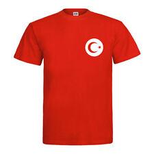 Türkei Herren-T-Shirts in normaler Größe