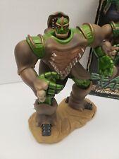 Transformers Beast Wars Rhinox Hard Hero Statue Limited Edition