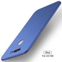 For LG V20 V30 Q6 Q8 G6 Case Shockproof Luxury Ultra-thin Matte Hard Back Cover