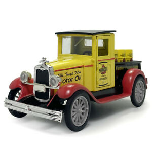 1:32 1928 Chevrolet Chevy Pickup Truck Vintage Oil Model Car Diecast Toy Vehicle