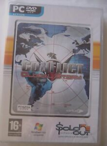 68533 - Conflict Global Storm [NEW / SEALED] - PC (2005) Windows XP