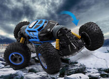 RC Stunt Car rock Climber ruedas monstruo Truck remoto auto Crawler auto