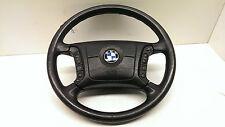 Original 1994-2001 BMW 7er E38 Leder Multifunktions Lenkrad  Airbag Sensor