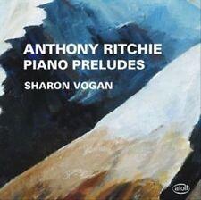 Piano Preludes - Sharon Vogan, piano, New Music