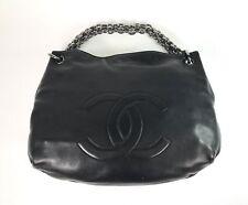 Chanel Lambskin and Chain Hobo Bag