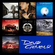 "DAVID GILMOUR album discography magnet (3.75"" x 3.75"") pink floyd"