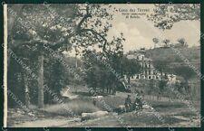 Salerno Cava dei Tirreni Rotolo cartolina XB3399